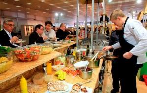 9ος Διεθνής Διαγωνισμός Μαγειρικής Νότιας Ευρώπης