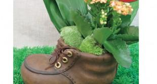 Παπούτσι πήλινο κασπώ