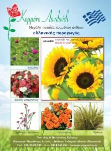 Κομμένο λουλούδι - Παντελής & Παναγιώτης Κελμάερ