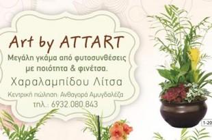 Φυτοσυνθέσεις Art by ATTART