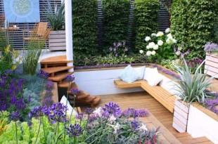 ιδέες διακόσμησης για βεράντες και μπαλκόνια