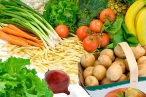 Λαχανικά από τον κήπο
