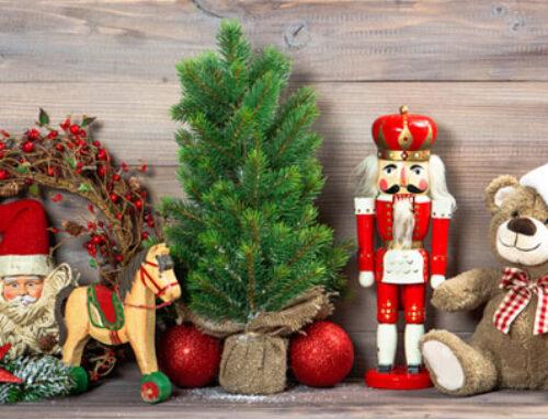 Χριστουγεννιάτικη διακόσμηση με αίσθηση θαλπωρής!