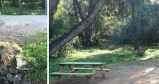 Πάρκο οδού Γραβιάς στην Αγία Παρασκευή