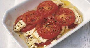 Ορεκτικό Με Ντομάτες Και Φέτα