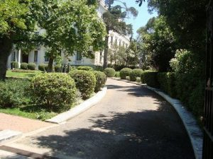 Κήπος Προεδρικό Μέγαρο