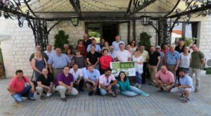 Συμμετοχή στον Ευρωπαϊκό Σύνδεσμο Φυτωριούχων (ΕΝΑ)