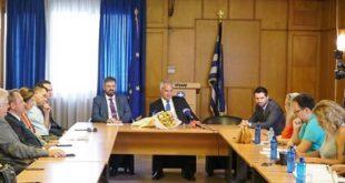 Το νέο ΔΣ του ΙΓΕ με πρόεδρο τον Νίκο Θυμάκη